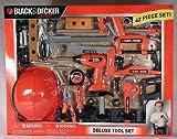 Black & Decker Junior: 42 Piece Deluxe Tool Set
