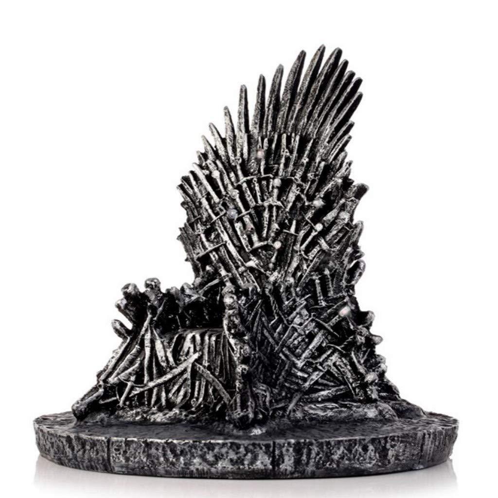 Ani/·Lnc Game of Thrones Iron Throne Replica Statue 18cm
