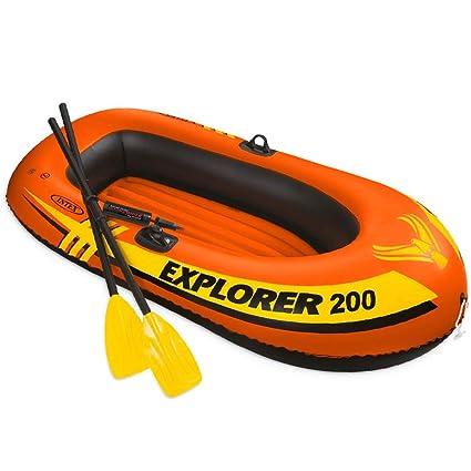 MX kingdom Bote Inflable, Kayak para Dos Personas con remos ...