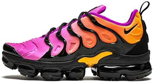 TOPMAX Air Vapormax Plus TN Black Fuchsia Blast AO4550 004 ...