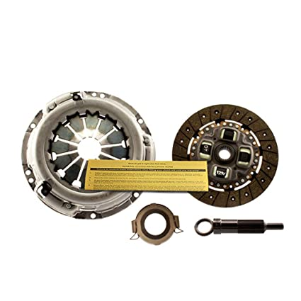 Amazon.com: AISIN OEM OE CLUTCH KIT TOYOTA 4AFE 4ALC 4AF 5EFE 3EE COROLLA TERCEL PASEO: Automotive