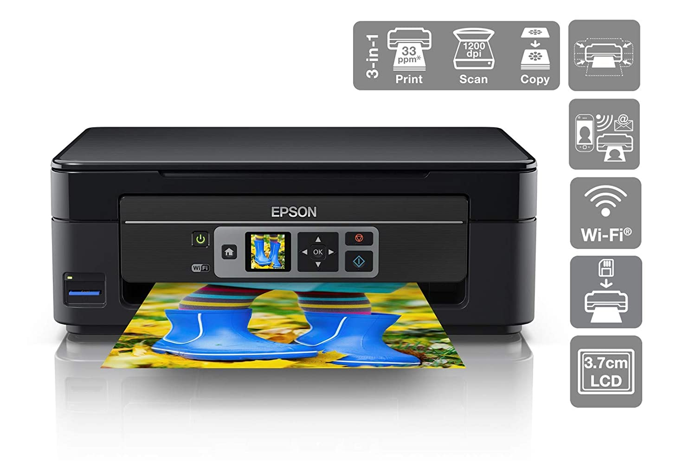 Epson Expression Home XP-352 Inyección de Tinta 33 ppm 5760 x 1440 ...