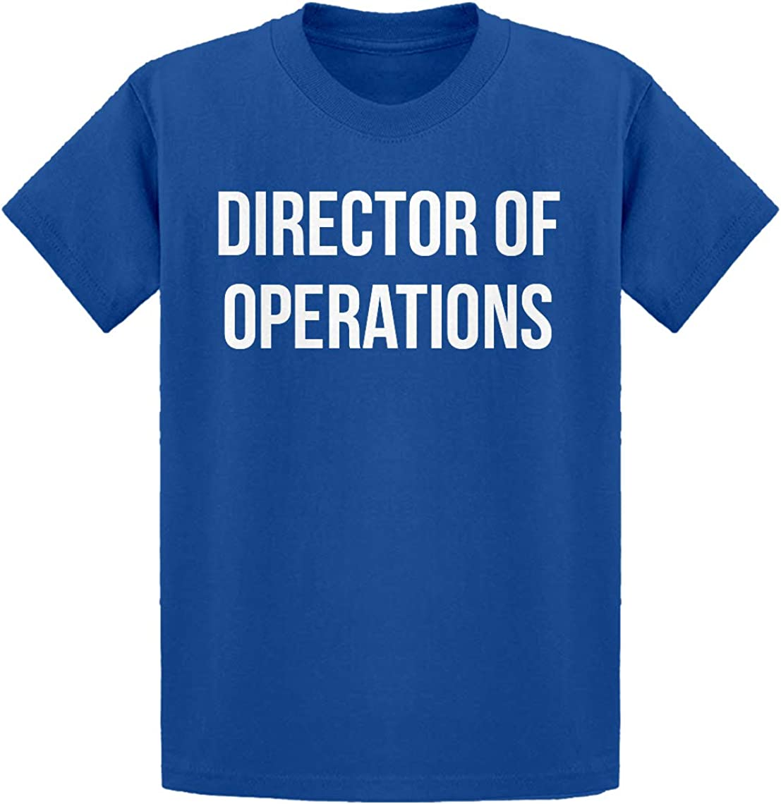 Indica Plateau Director of Operations Kids T-Shirt
