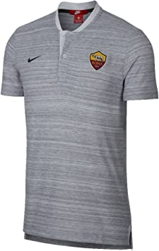 Nike 2018-2019 AS Roma Authentic Grand Slam Polo Football Soccer T ...