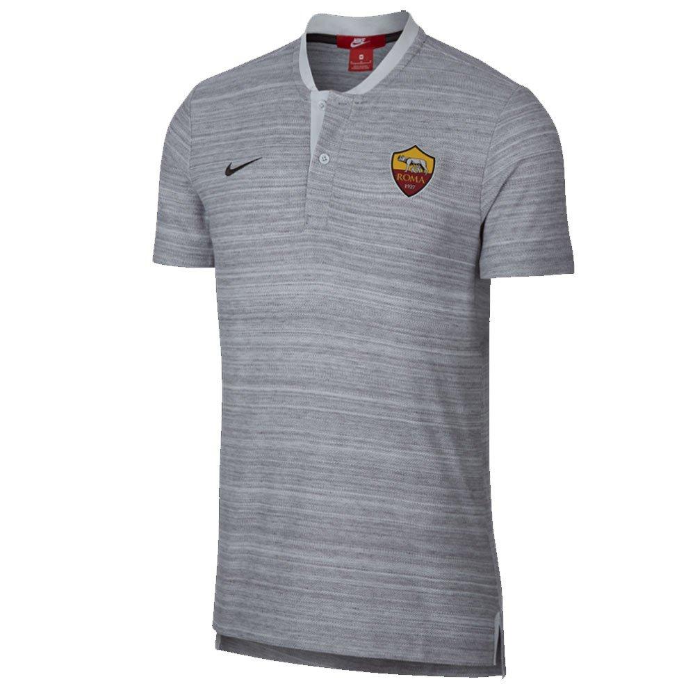 Amazon Nike 2018 2019 As Roma Authentic Grand Slam Polo