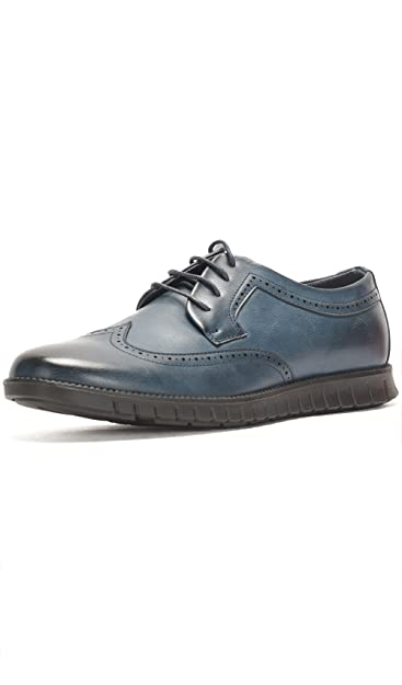 Reservoir Shoes Derbies à Bouts Ronds Homme  Amazon.fr  Chaussures ... 878a3671b579