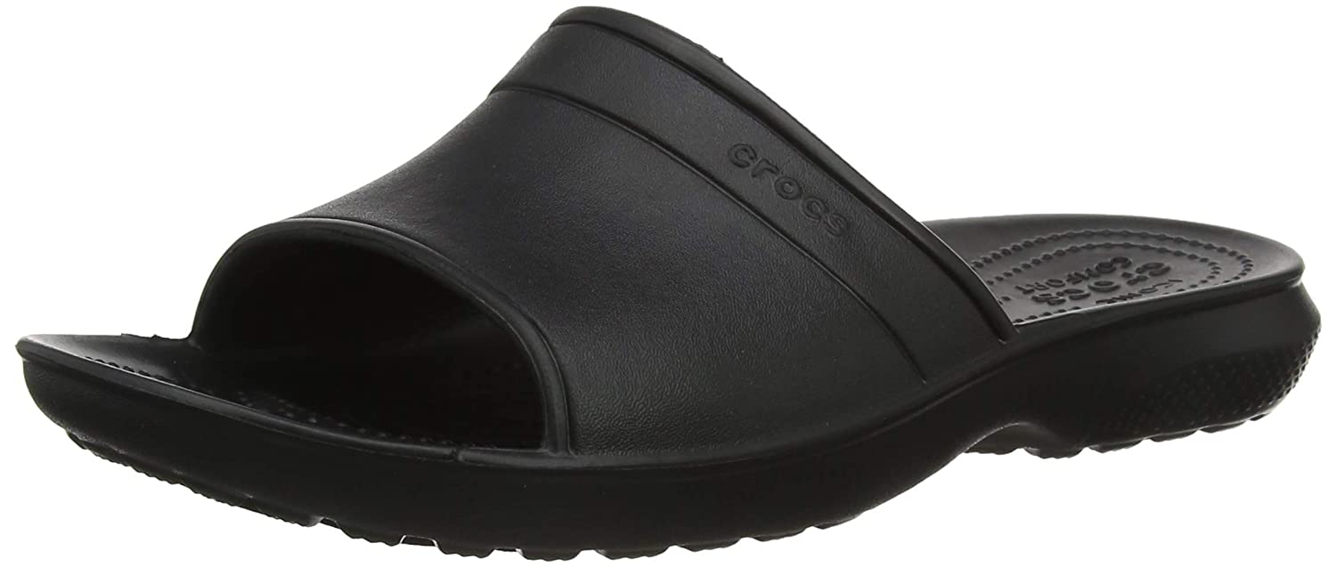 16943db6152394 Crocs Unisex Adults Classic Slide Sandals  Amazon.co.uk  Shoes   Bags