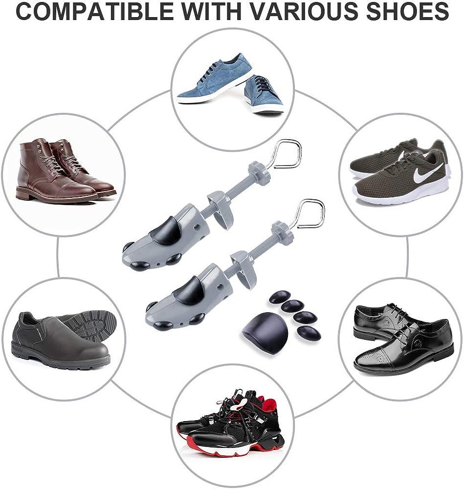 cyrico Shoe Stretcher 4-way Shoe Tree Widener Expanders,Shoes Tree Shape