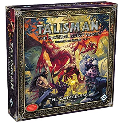 Pegasus Spiele Talisman: The Cataclysm Expansion: Toys & Games
