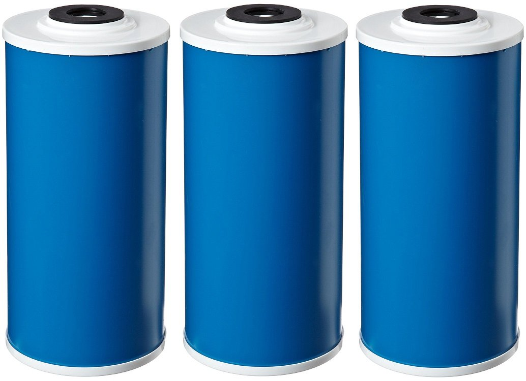 Pentek GAC-BB Drinking Water Filter (9-3/4 x 4-1/2) (Pack of 3) by Pentek