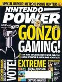 NINTENDO POWER March 2006 (Magazine. Volume 201. Gonzo Gaming. Metroid Prime Hunters. Extreme Animal Crossing Makeovers. Chibi-Robo.)