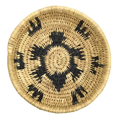 Coiled Basket Kit - Turtle Design by Traditional Craft Kits
