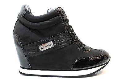 N11428 Sneakers Chaussures Calvin Femme Sportives Klein Gabriella Eqvxnpw6z