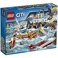 LEGO City Coast Guard Coast Guard Head Quarters 60167...