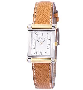la meilleure attitude 96eee 936df Amazon.com: Michel Herbelin Antares Women's Watch - 17049 ...