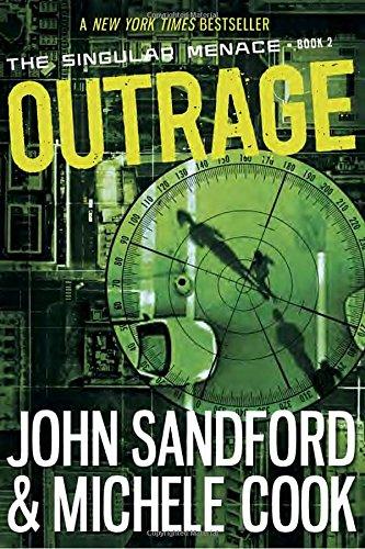 Outrage Singular Menace John Sandford