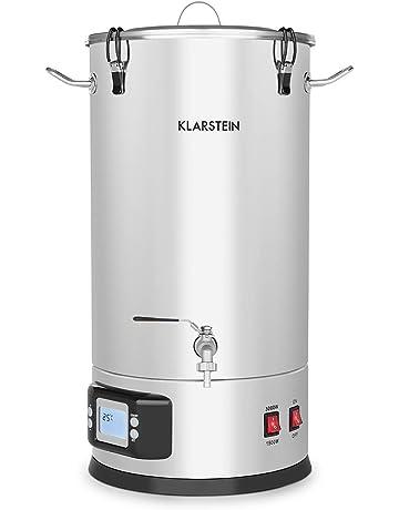 Alicer W/ürzek/ühler Home Brewing Zubeh/ör Wasserk/ühlspirale f/ür Weinmaschine Edelstahl-Bierk/ühlschlange