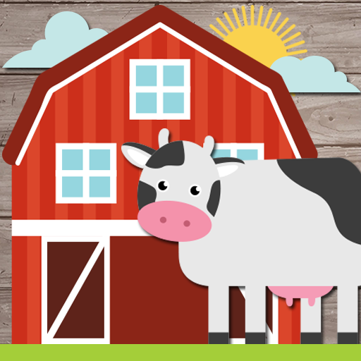 - Kids Farm Game