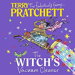 The Witch's Vacuum Cleaner Audiobook