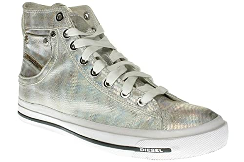 Diesel - Zapatillas de Tela para Mujer, Color, Talla 39