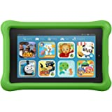 "Fire Kids Edition Tablet, 7"" Display, 16 GB, Green Kid-Proof Case (Previous Generation - 5th)"