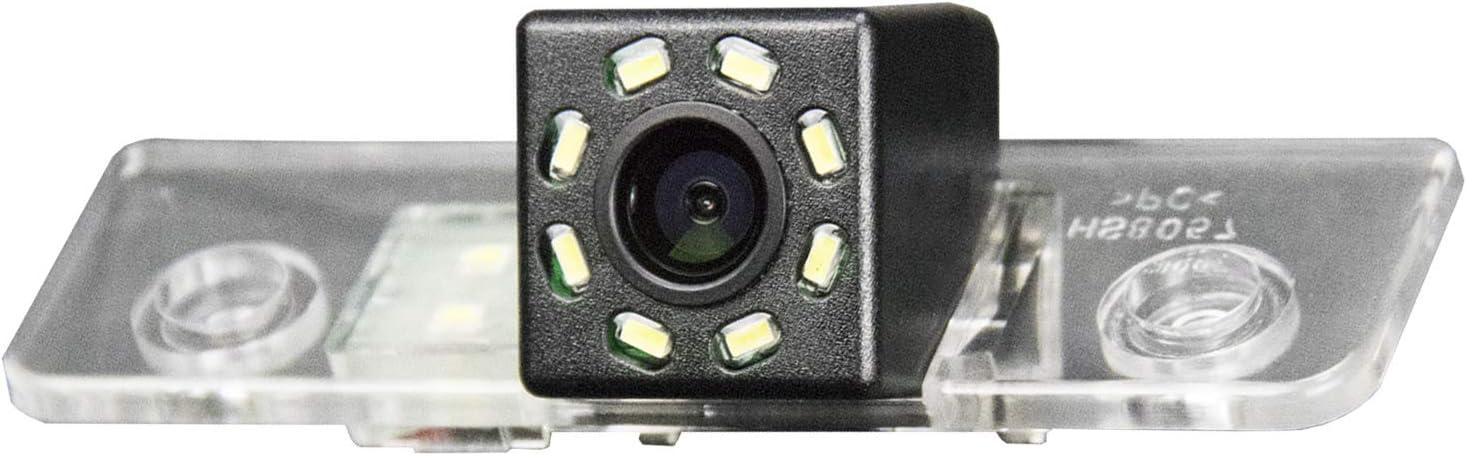 C=Screw Style=87x27 mm HD 720p Waterproof Parking Camera Reversing Camera Rear View Backup Camera for Ford Mondeo BA7 Focus 2//3 Fiesta ST S-Max C-Max Kuga Everest Chia-X