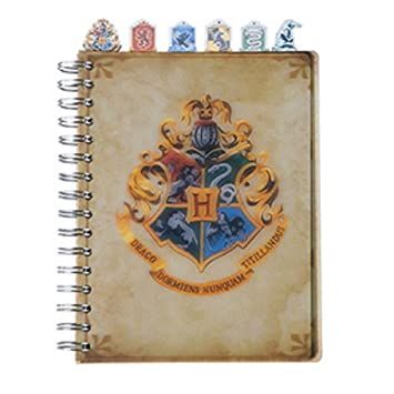 Harry Potter Hogwarts Vinyl Notepad/Journal