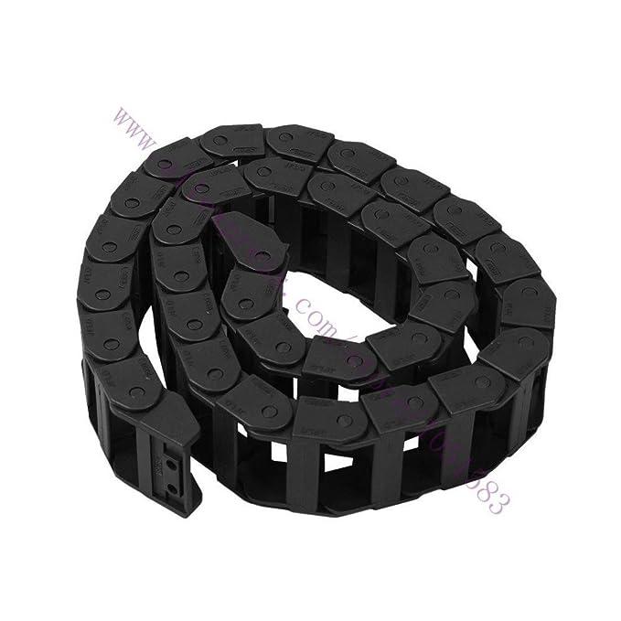 ARBUYSHOP plástico de nylon de 1 metro cadena de cable de remolque ...