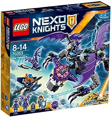 Para De Construcción Nexo Lego Knights HelígolaJuguete Recrear 9WEIDeH2Y