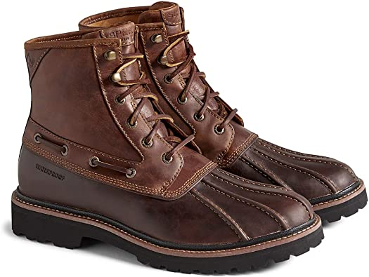 Gold Cup Lug Duck Boots