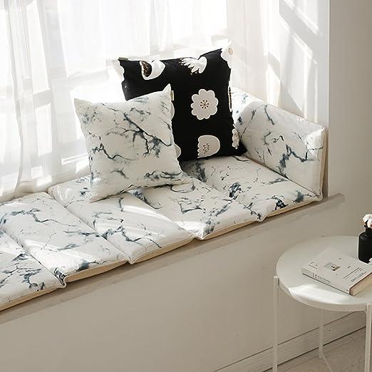 Easy Care Cartoon Kids Chair Seat Pads Floor Rug Pillow Soft Bay Window Mat