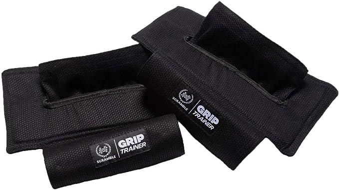 Scramble Grip Trainers Black