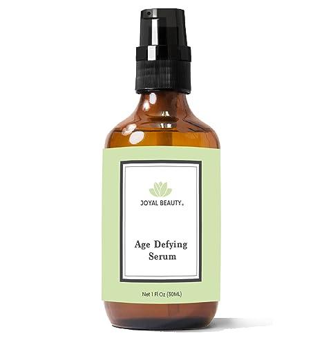 Joyal Beauty Organic Age Desafiando la piel de la cara Clearing Glycolic Acid Gel de ácido