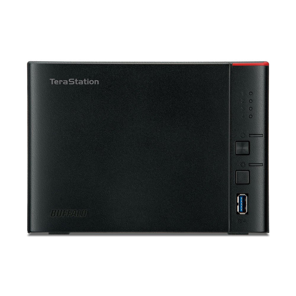 Buffalo TeraStation 1400D Desktop 12 TB NAS with Hard Drives Included by BUFFALO (Image #3)