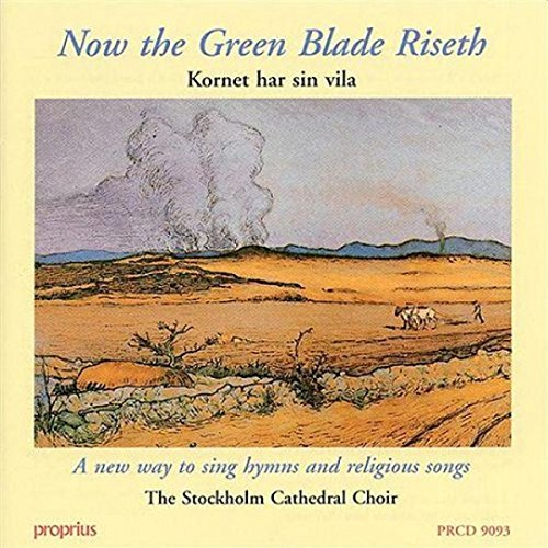 SACD : Kornet Har Sin Vila - Now The Green Blade Riseth (Hybrid SACD)