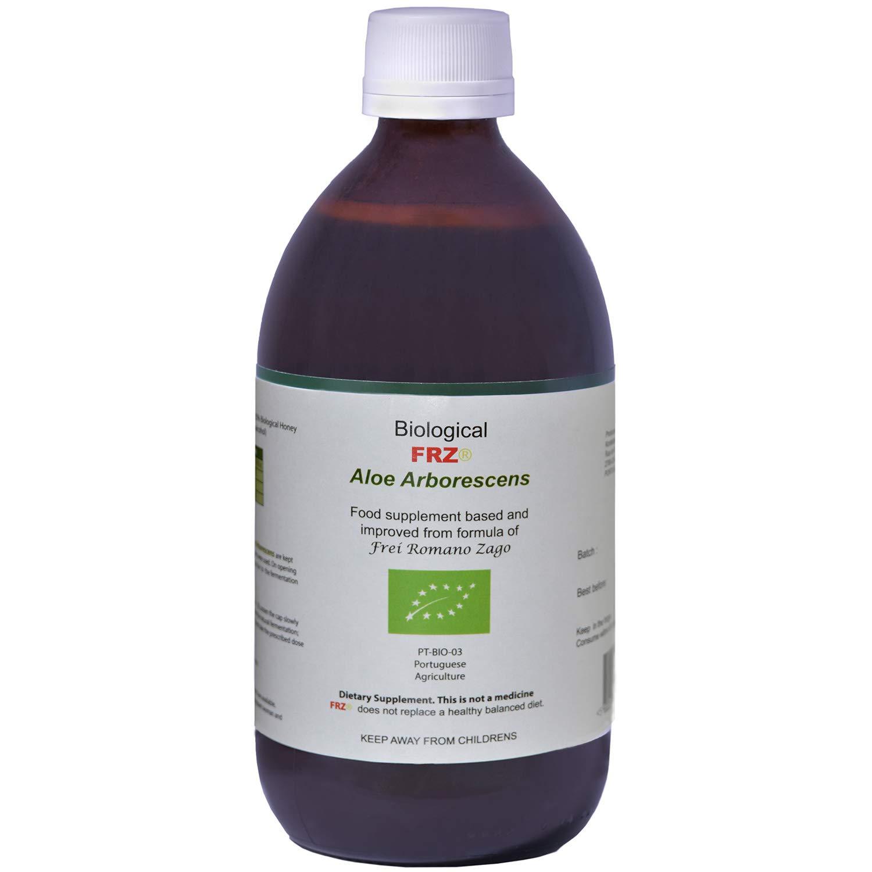 FRZ Aloe Arborescens 520g: Amazon.es: Salud y cuidado personal
