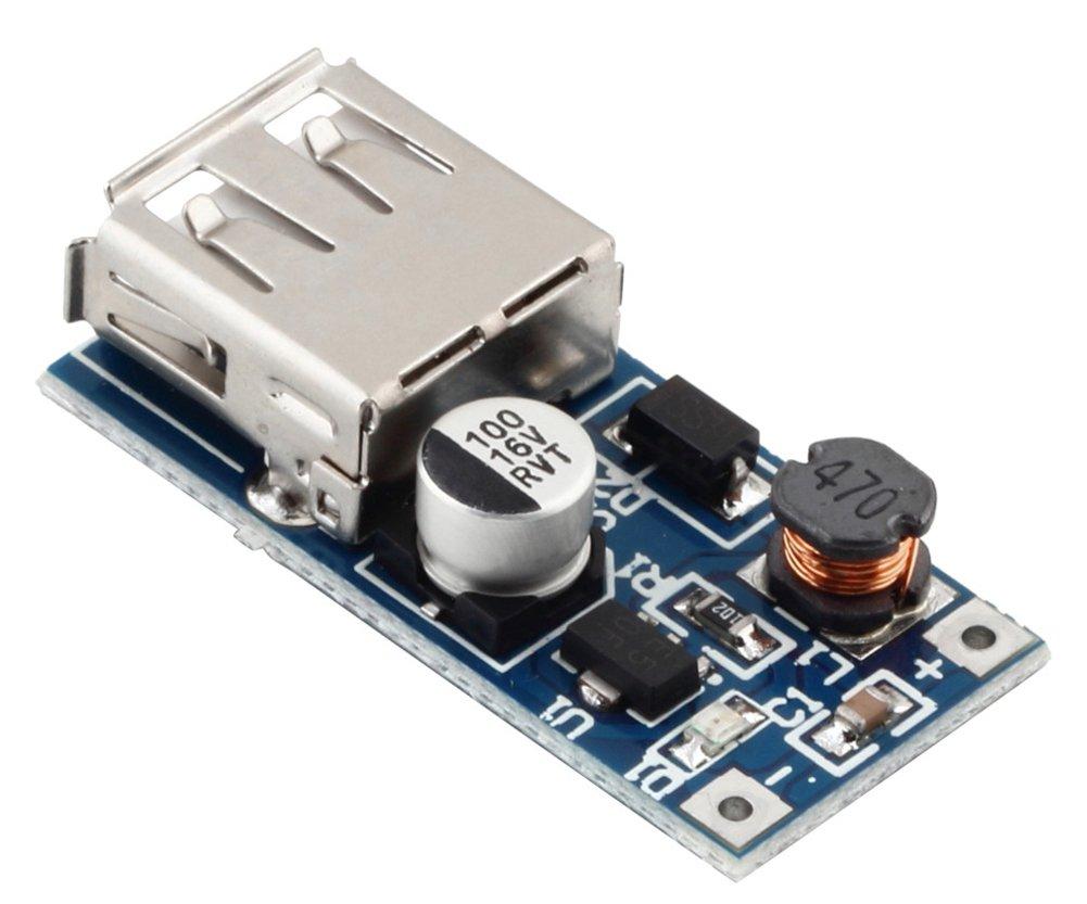 5 St/ück PFM Steuerung DC-DC 0.9V-5V Step up Stromversorgungsmodul Ils
