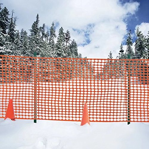 Event Fence (V Protek Safety Fence, Snow Fencing, Deer Netting, 39