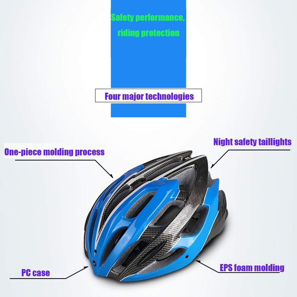 GLH Fahrradhelm Männer Fahrradhelm und Frauen Fahrradhelm Männer Mountainbike-Ausrüstung integriert großen Straßenschutz Hut 8e806e