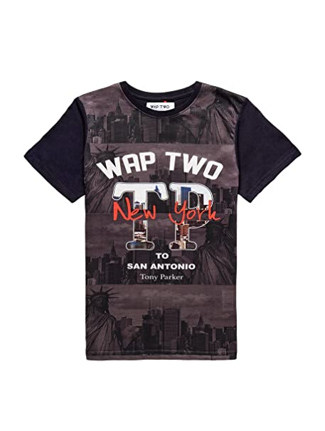 Two-Wap Tony Parker-Kid-Draftnovedades-Camiseta, color
