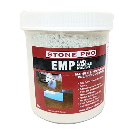 Amazon.com: piedra Pro Emp fácil para uso en mármol ...
