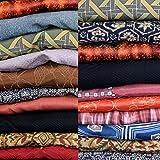 Vintage Japanese 10 Haori Take Apart Fabric Bundle