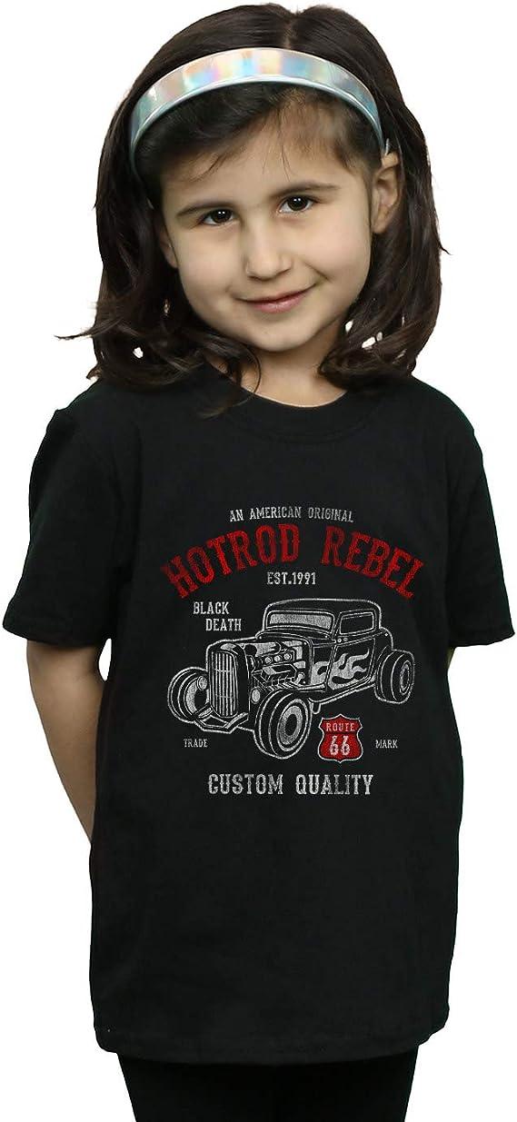 Drewbacca Girls Hot Rod Rebel Sweatshirt