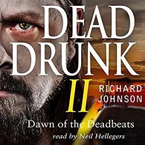 Dead Drunk II Audiobook