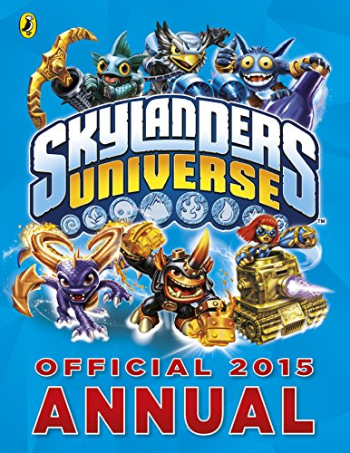 Skylanders Official Annual 2015