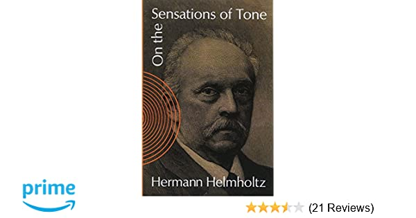 On the sensations of tone dover books on music hermann helmholtz on the sensations of tone dover books on music hermann helmholtz 9780486607535 amazon books fandeluxe Images