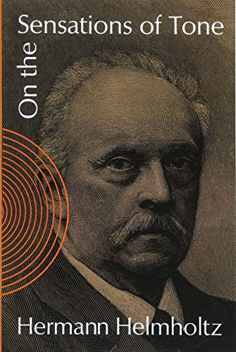 On the Sensations of Tone (Dover Books on Music) [Hermann Helmholtz] (Tapa Blanda)
