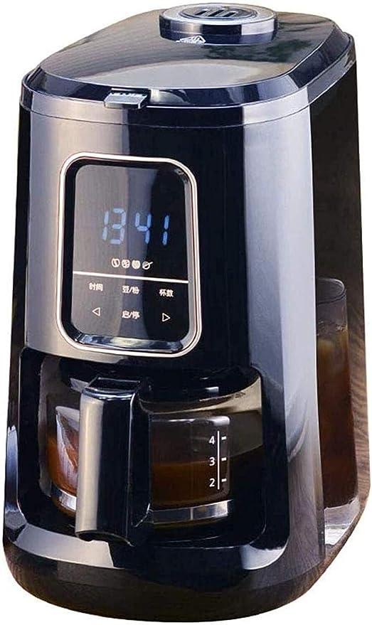 EAHKGmh Mini máquina de café Cafetera automática Pequeño Mini ...