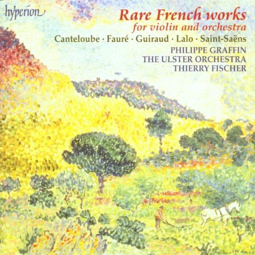 Rare French Works for Violin & Orchestra