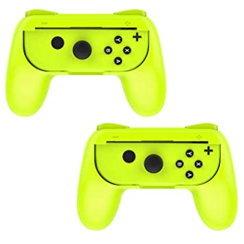 MoKo Grip for Nintendo Switch Joy-con, 2-Pack Switch ...